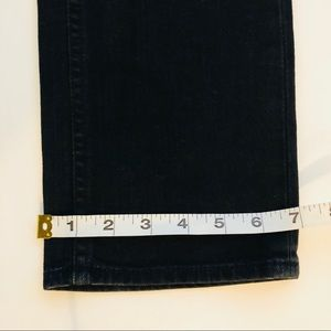 Habitual Jeans - Habitual Jeans Straight Leg Size 29 in Black